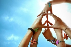 barış huzur aşk sevgi